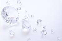 ダイヤモンドに加工する